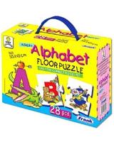 Alphabet Floor Puzzle Puzzle - Frank