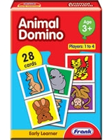 Animal Domino Cards - Frank
