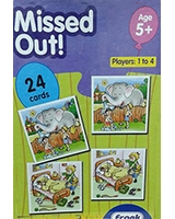Missed Out 10351 - Frank