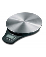 Electronic Kitchen Scale 1035SSBKDR - Salter