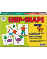 Ship-Shape Cards - Frank