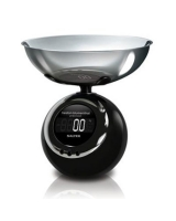 Heston Blumenthal Precision Orb Electronic Scale 1047 HBBKDR - Salter