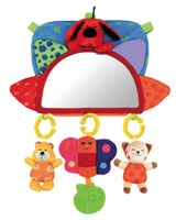 Baby's Rear View Mirror - K's Kids