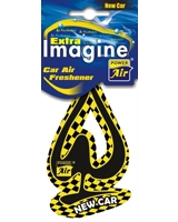Air Freshener Extra Imagine New Car - Power Air
