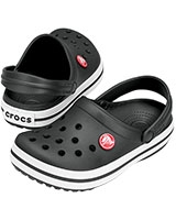 Kids' Crocband Black 10998 - Crocs