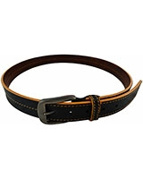 Genuine Leather Belt 3.5cm 11-07-1341-01 - Oryx