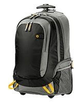 "Rolling Backpack 15.6"" J6X32AA - HP"