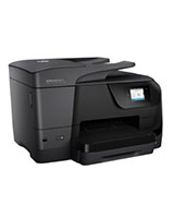 OfficeJet Pro 8710 All-in-One Printer D9L18A - HP