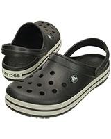 Unisex Crocband Clog Graphite/White 11016 - Crocs