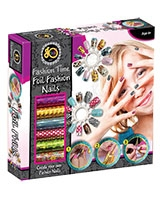 Foil Fashion Nails - Go Toys