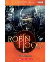 Robin Hood: The Taxman - Book + Audio CD