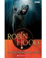 Robin Hood: The Silver Arrow and the Slaves - Book + Audio CD