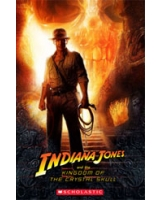 Indiana Jones and the Kingdom of the Crystal Skull - Book + Audio CD