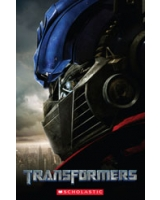 Transformers - Book + Audio CD