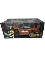Race Car Orange - Titoo