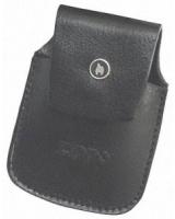 Black Lighter Pouch 122215 - Zippo