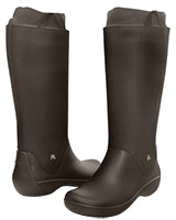 Women's RainFloe Boot Espresso/Espresso 12424 - Crocs