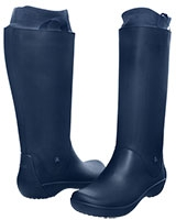 Women's RainFloe Boot Navy/Navy 12424 - Crocs