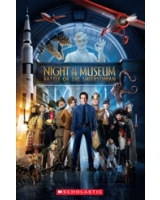 Night at the Museum: Battle of the Smithsonian - Book + Audio CD