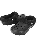 Kids' Mammoth EVO Clog Black/Black 12879 - Crocs