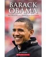 Barack Obama - Book + Audio CD