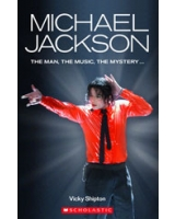 Michael Jackson biography - Book + Audio CD