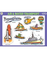 Air & Water Transport - Frank