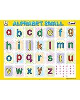 Alphabet Small - Frank