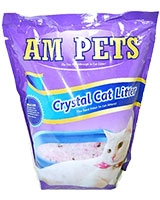 Cat Litter Silica Gel Lavender 3.8 Liter - AM