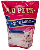 Cat Litter Silica Gel Flower 3.8 Liter - AM