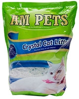 Cat Litter Silica Gel Apple 3.8 Liter - AM
