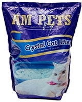 Cat Litter Silica Gel Anti Bacterial 3.8 Liter - AM