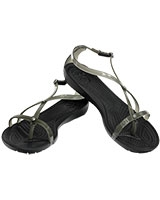Women's Really Sexi Flip Black/Black Sandal 14175 - Crocs