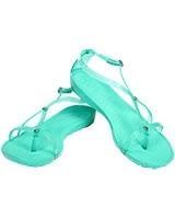 Women's Really Sexi Flip Island Green/Island Green Sandal 14175 - Crocs