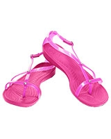 Women's Really Sexi Flip Vibrant Violet/Candy Pink Sandal 14175 - Crocs