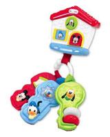 Mickey musical activity keys - Clementoni
