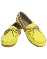 Women's Wrap ColorLite Loafer Sunshine/Tumbleweed 15753 - Crocs