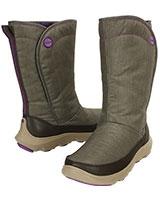 Women's Duet Busy Day Boot Espresso/Mushroom 15763 - Crocs