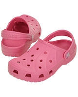Kids' Ralen Clog Pink Lemonade 15908 - Crocs