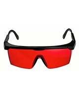 Laser Viewing Glasses Red Professional - Bosch
