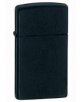 Black Matte Lighter 1618 - Zippo