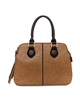 Leather Bag 17-22-201361-02 - Oryx