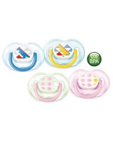 Classic Pacifier for baby from 0 to 6 months - Philips Avent