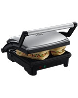 3-in-1 Panini Maker/grill & Griddle 17888-56 - Russell Hobbs