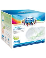 EasyStart premium breast pads with Aloevera 40 Pieces - Canpol Babies