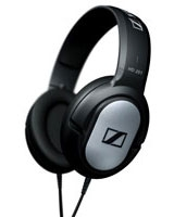 Dynamic HIFI-Stereo-Headphone Over Ear Headphones HD201 - Sennheiser