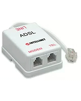 ADSL Modem Splitter Adapter 201124 - Intellinet