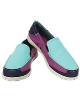 Women's Walu Express Pool/Viola 201181 - Crocs