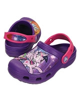 Kid's Creative My Little Pony Clog Neon Purple 201191 - Crocs