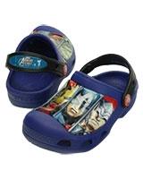 Kid's CC Marvel Avengers III Cerulean Blue Clog 201231 - Crocs